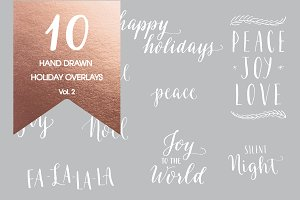 Holiday Overlays Vol. 2