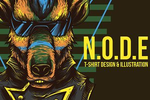 N.O.D.E Illustration