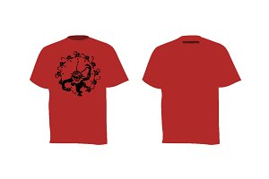 T-shirt Twelve Monkeys