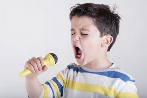 singer child