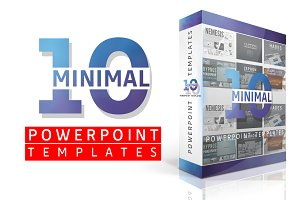 10 POWERPOINT SLIDES BUNDLE