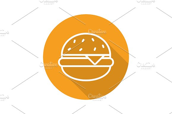 Hamburger icon. Vector in Icons