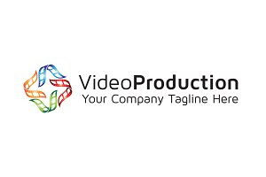 Video Production Logo design
