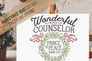 Prince Of Peace SVG EPS DXF JPG