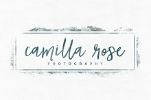 Camilla Rose Premade Logo Template