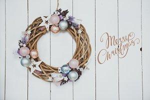 Cute Christmas Decoration Wreath