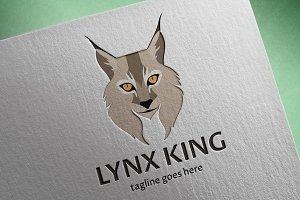 Lynx King Logo