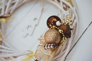 Beautiful Handmade Decoration Detail
