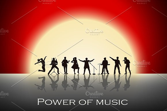 Vector Music Festival Concept