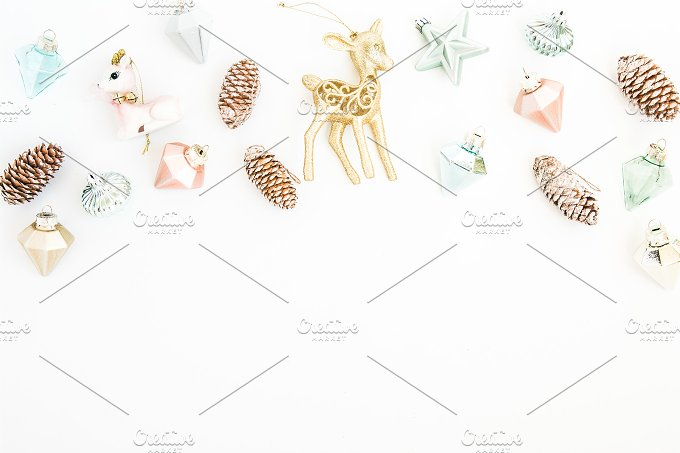Ornaments Styled Stock Photography - Business