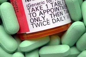 Prescription Medicine Label