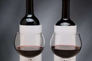 2 Bottles for a Blind Wine Tasting