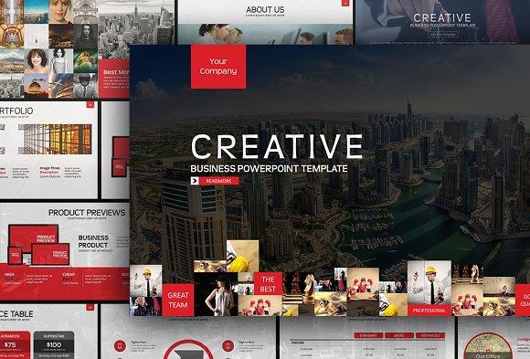 creative business presentation presentation templates creative