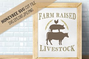 Farm Raised Livestock