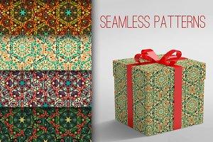 4 Seamles patterns