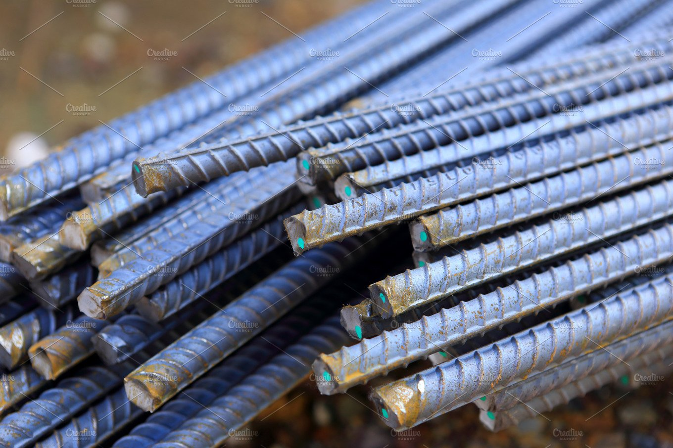 Steel Rod For Construction High Quality Industrial Stock Photos Creative Market