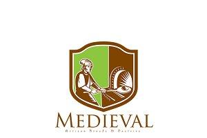 Medieval Artisan Breads Logo