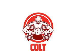Colt Workout Supplement Logo