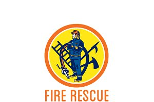 Fire Rescue Logo