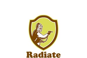 Radiate Fumigation Logo