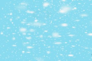 Abstract background falling snow