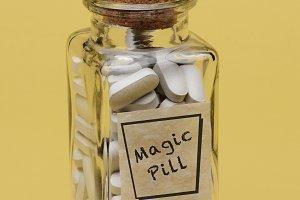 Bottle of Magic Pills