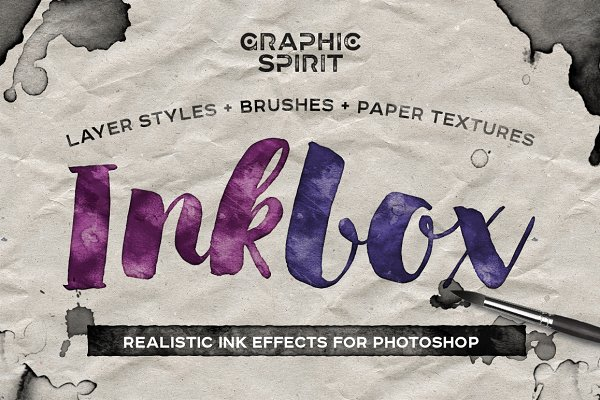 INKBOX: Realistic Ink Effects