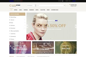 Leo Super Store Prestashop Theme