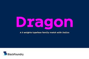 Dragon Bold
