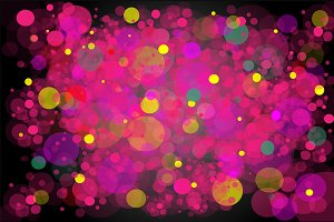Abstract background pink and yellow