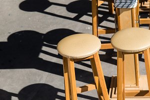 Stools and Shadows