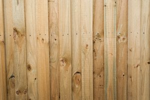 Wood Fence - Texture