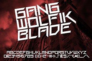 Gang Wolfik Blade