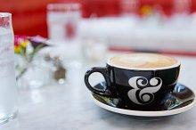 Coffee Cup PSD Mockup #3