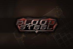 Bloodsteel Game and Web UI