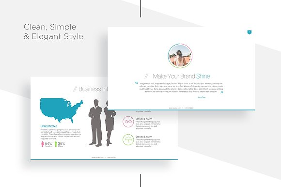 Mongo Powerpoint Template in PowerPoint Templates - product preview 1