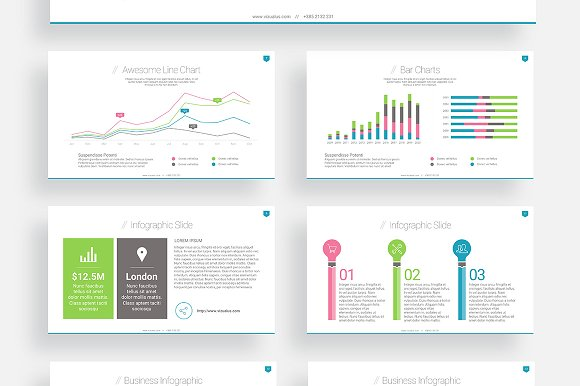Mongo Powerpoint Template in PowerPoint Templates - product preview 3