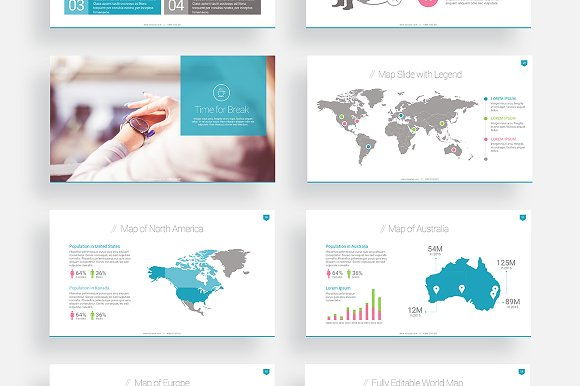 Mongo Powerpoint Template in PowerPoint Templates - product preview 6