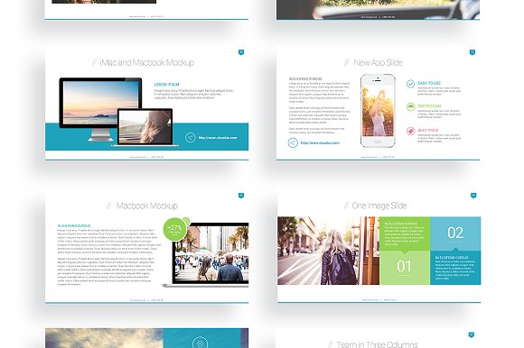 Mongo Powerpoint Template in PowerPoint Templates - product preview 10