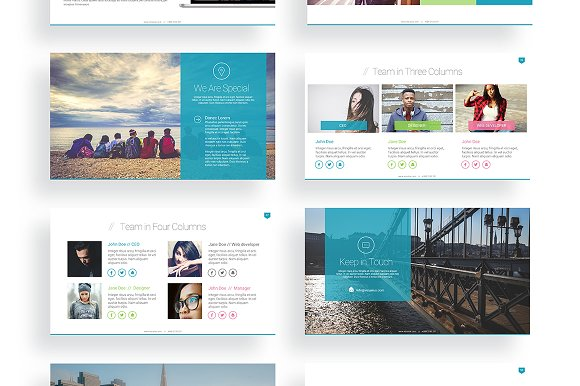 Mongo Powerpoint Template in PowerPoint Templates - product preview 11