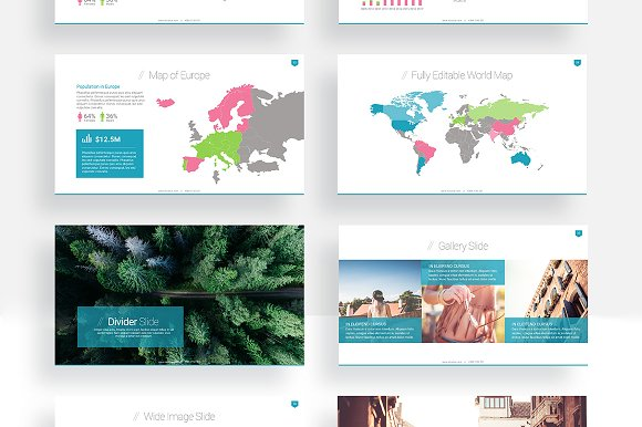 Mongo Powerpoint Template in PowerPoint Templates - product preview 12