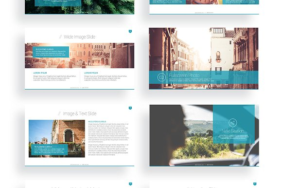 Mongo Powerpoint Template in PowerPoint Templates - product preview 13