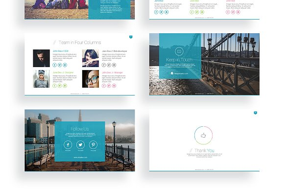 Mongo Powerpoint Template in PowerPoint Templates - product preview 14