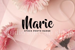 Styled Stock Photo - Marie 1