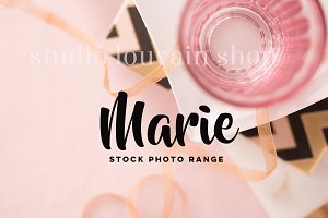 Styled Stock Photo - Marie 3