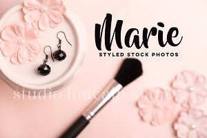 Styled Stock Photo -Marie 9