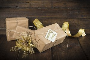 Gifts for christmas celebration