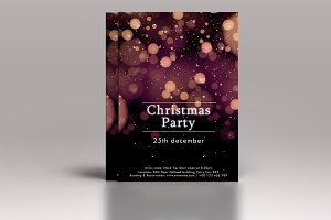 Multi purpose Christmas Flyer/Poster