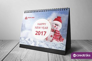 Desk Calendar 2017 - v12
