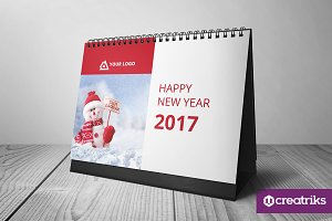 Desk Calendar 2017 - v13